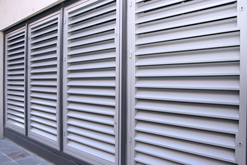 Louvers Products Sweeney Sheet Metal Limited